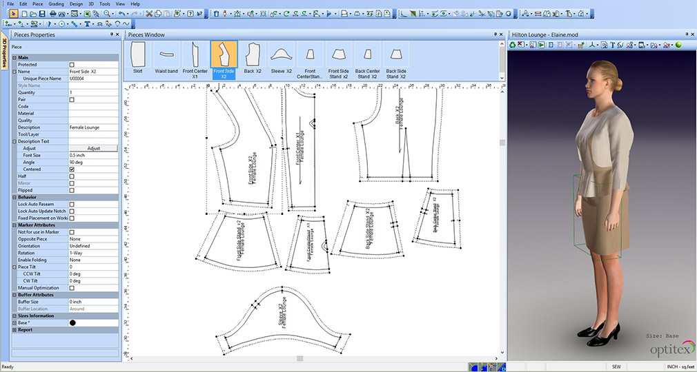 Software For Pattern Making Fashion Design